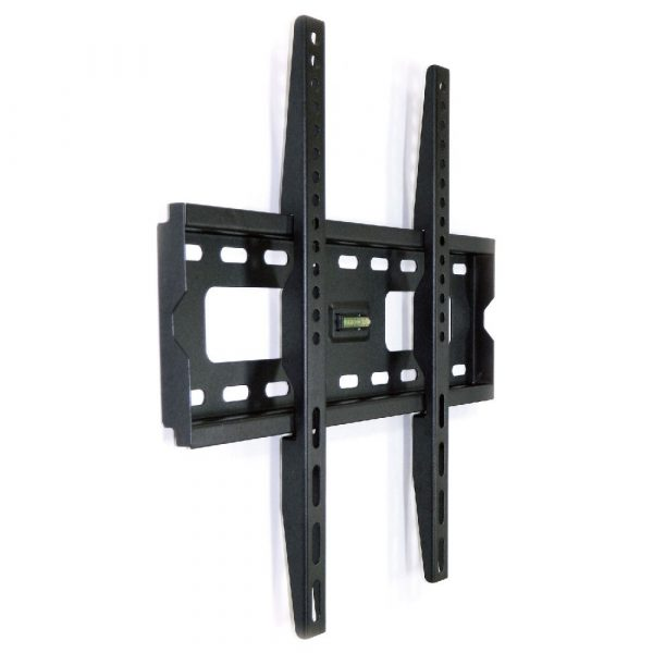 How to properly hang a TV on the wall with and without a bracket